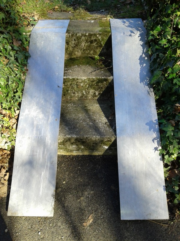 Klančina za stopnice